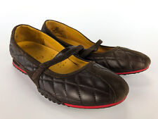 Cole Haan Womens Flats Size 8B Mary Janes Walking Comfort Brown Loafer Nike Air