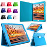 """New Leather Flip Folio Stand Case Cover For Apple 6th Generation iPad 9.7"""" 2018"""