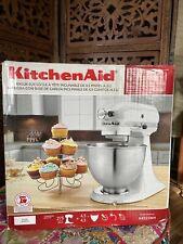 KitchenAid Classic 4.5-Quart Tilt Head Stand Mixer - White  New In Box
