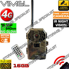 Home Security Camera 4G 3G Trail Hunting Farm Guard Waterproof motion activation