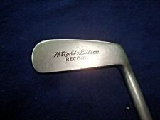 """VINTAGE Wright & Ditson """"RECORD"""" Golf Club Putter 34"""" """"VERY GOOD"""""""