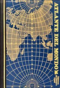 ATLANTE DEL MONDO - READER'S DIGEST 1987