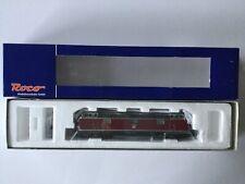 ROCO :Locomotive  diesel de la DB série 221 130-8 Réf 62840 en BO et notice