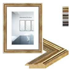 WANDStyle Bilderrahmen H450 aus Massivholz - Fotorahmen im Barock & Antik Stil