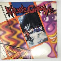 "Krush Groove Soundtrack LP Vinyl Record 1985 Hip Hop 12"""