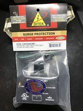 DITEK SURGE PROTECTION DTK-120/240 cm +