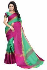 Saree Indian Pakistani Bollywood Designer kanchipuram Silk Sari traditional a