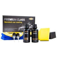 9H Liquid Nano Ceramic Car Paint Protection Glass Coating Polish Hydrophobic Wax
