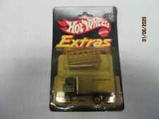 VINTAGE HOT WHEELS EXTRAS FORD STAKE BED TRUCK IN THE PACKAGE