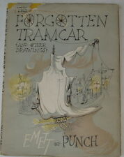 British Humor Book The Forgotten Tramcar Emett Of Punch