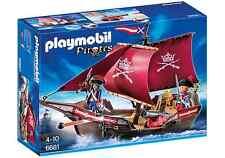 YRTS 6681 Playmobil Barco Patrulla de Soldados ¡Nuevo en Caja! ¡New!