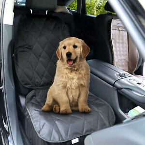 Pet Dog Front Seat Cover Nonslip Waterproof & Scratch Proof Cars, SUV, Trucks