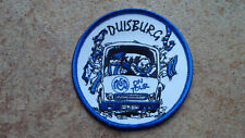 Aufnäher MSV Duisburg On Tour (Nr.940)