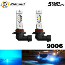 9006 LED Headlights Low Beam 8000K Ice Blue For Chevy Tahoe 99-06 Impala 00-05