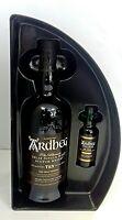 Ardbeg 10 Y Whiskey  GB 700ml 46% Vol.– Inklusive Arbdbeg Uigeadail Mini 50ml
