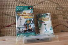 Zelda no Densetsu Legend Triforce w/box manual Nintendo Super Famicom SFC VG-!