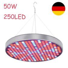 50W 250 LED Grow Vollspektrum Pflanzenlampe Pflanzenleuchte Pflanzen Growlampe