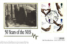 """1998 National Health Service - Westminster """"Silk"""" Official"""