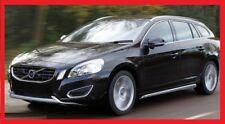 VOLVO S60 / V60 BODY KIT  FRONT SPOILER + REAR SKIRT + SIDE SKIRTS R-DESIGN look