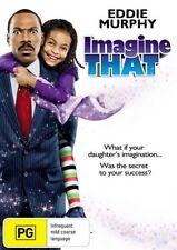 Imagine That (2009) Eddie Murphy - NEW DVD - Region 4