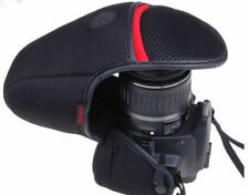 Soft Camera Case Bag Cover For Canon EOS 50D 60D 70D 7D with 18-135/18-200 lens