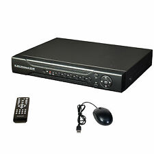 CCTV Hybrid DVR NVR Analog cam 4ch x D1, IP Cam 4x 1080P Onvif Android ISO
