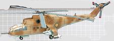 F-toys 602098-3b hélicoptère MIL mi-24a éthiopien Luftwaffe 1/144