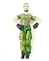 2000 Hasbro GI Joe Big Brawler V1 ARAH Figure