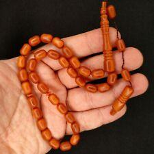 More details for prayer beads from german fiber, alman fiber tesbih muslim islam tasbih subha 420