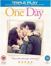 One Day (Blu-ray, 2012, 2-Disc Set) Brand new and sealed