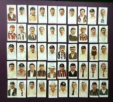 More details for wills 1901 - cricketers - full set of 50 cards - good condition