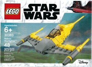 Lego Star Wars Naboo Starfighter 30383 Polybag BNIP