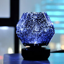 LED Projector Starry Night Lamp Star Sky Romantic Projection Light