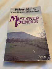 Mist Over Pendle - Robert Neill - Arrow Horror Paperback - Doctor who - 1976