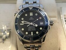 Men's Omega Seamaster Professional Chronometer Automatic Watch Swiss Box&Papers