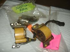 McCulloch 1-42 2 coils and parts chainsaw part  l-42   bin 482