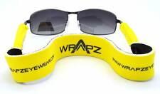 Wrapz Fluorescente Giallo Galleggiante Neoprene Occhiali Cinturino Strap Band 45cm solo