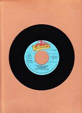 """CHRISTMAS  NAT """"KING"""" COLE - THE CHRISTMAS SONG """"JUKEBOX"""" 45 COLLECTABLES  MINT"""