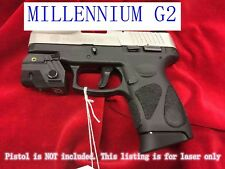 Rechargeable Ultra Compact RED Laser for Full size hand gun _ sub-compact pistol