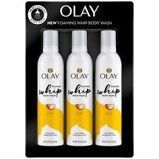 Olay Foaming Whip Body Wash with Shea Butter 3 pack Set - Brand new ( 10.3 oz )