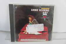 Flying Lessons by Annie Herring Cd 1989 Rare Oop Cd 2nd Chapter of Acts