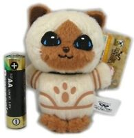 "MONSTER HUNTER""FELYNE MASCOT PLUSH DOLL""UFO PRIZE JAPAN"