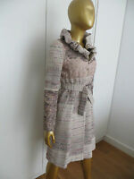 HARD TO FIND!12K EXQUISITE CHRISTIAN LACROIX LACE AND CROCHET  COAT!NET A PORTER