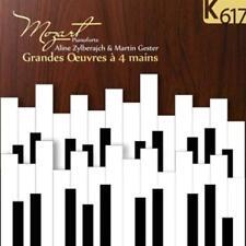 W.A.Mozart: Klavierwerke zu vier Händen von Martin Gester