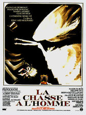 La chasse a l'homme Jean-Paul Belmondo movie poster