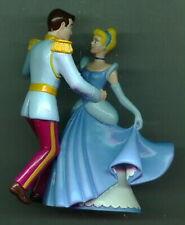 Disney Cinderella & Prince Dancing Figurine cake topper