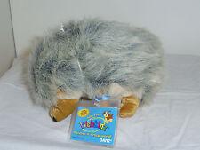 Hedgehog full size 7.5in Webkinz pet with sealed tag unused code HM130