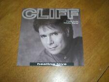 Cliff Richard-sanación amor/ayer Recuerdos/Carrie = EMI em 294