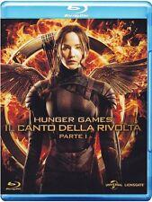 Blu Ray HUNGER GAMES - Il Canto Della Rivolta Parte 1 - (2014) ......NUOVO