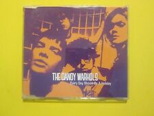 The Dandy Warhols Every Day Should Be A Holiday Promo Single 1998 CD